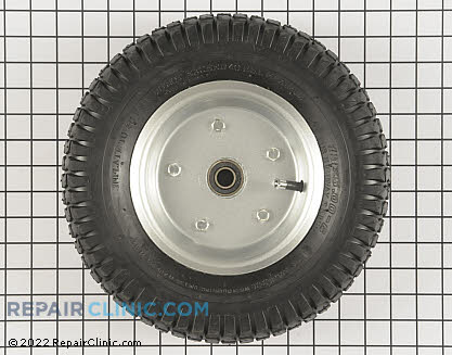 Black Max Pressure Washer Wheel