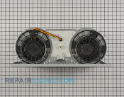 Fan - Part # 1552980 Mfg Part # W10294026