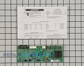 Control Board - Part # 1184351 Mfg Part # 12002712
