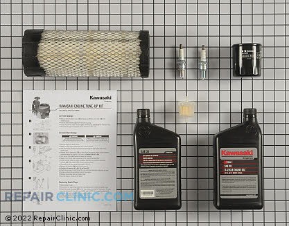 Tune Up Kit, Kawasaki Genuine OEM  99969-6196A - $49.40
