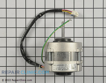 Blower Motor (OEM)  4681A20064M - $98.40