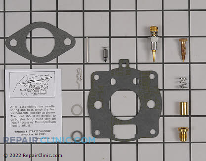 Rebuild Kit, Briggs & Stratton Genuine OEM  492024 - $38.75