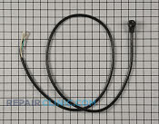 Power Cord - Part # 1375862 Mfg Part # 8079046