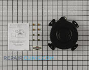 Recoil Starter - Part # 1640699 Mfg Part # 393576
