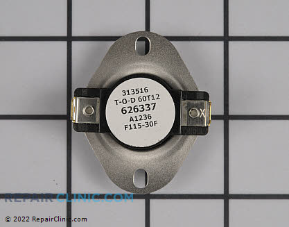 Fan Switch 626337R Main Product View