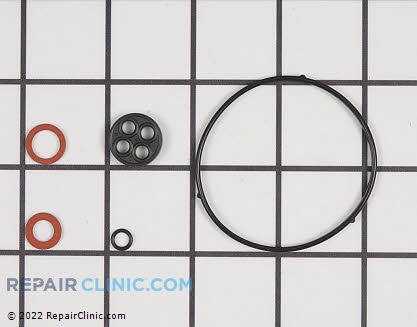 Gasket Set, Honda Power Equipment Genuine OEM  16010-ZE0-025