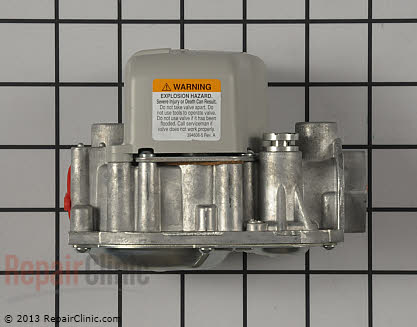 Gas Valve Assembly 0151M00013S Main Product View