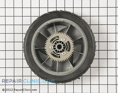 Wheel, Toro Genuine OEM  107-1918