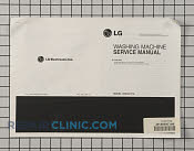 Repair Manual - Part # 1530141 Mfg Part # MFL30599142