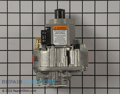 Gas Valve Assembly 222-80830-02 Main Product View