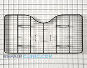 Wire Shelf - Part # 1224318 Mfg Part # RF-6350-197