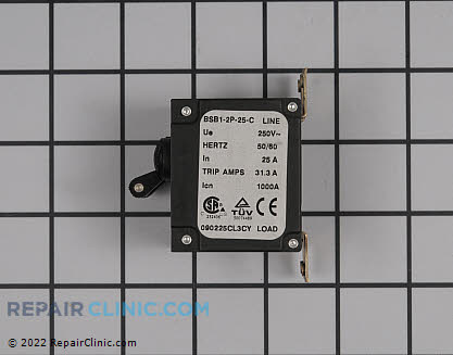 Circuit Breaker (Genuine OEM)  780351005 - $41.65
