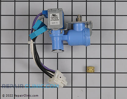 Water Inlet Valve DA62-02360B Main Product View