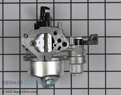 Carburetor Assembly, Honda Power Equipment Genuine OEM  16100-ZE2-F21
