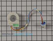Evaporator Fan Motor - Part # 1170107 Mfg Part # WR60X10185