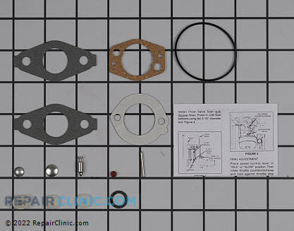 Rebuild Kit, Briggs & Stratton Genuine OEM  695157