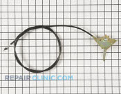 Throttle Cable - Part # 2138558 Mfg Part # 1-633696