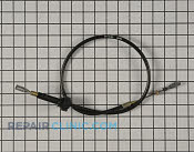 Traction Control Cable - Part # 1851243 Mfg Part # 84-9120