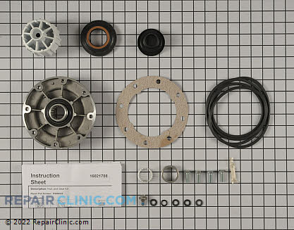 Tub Seal and Bearing Kit R9900552 Main Product View
