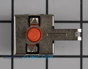 Rocker Switch - Part # 1475626 Mfg Part # WE4M399