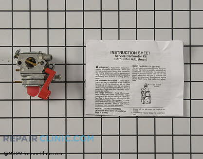 Carburetor (Genuine OEM)  530071698