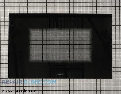 Oven Door Glass 213332          Main Product View