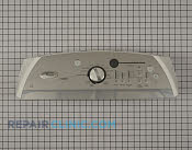 Control  Panel - Part # 1481921 Mfg Part # W10200837