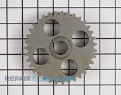 Spur gear - Part # 1774136 Mfg Part # 02439600