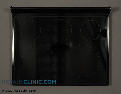 Cooktop Frame DG97-00074D Main Product View