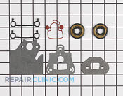 Kit gasket 33cc - Part # 1993205 Mfg Part # 545008044