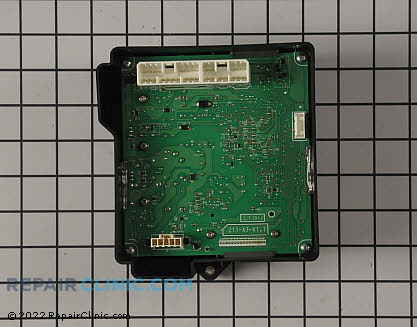 Control unit assy., Honda Power Equipment Genuine OEM  34110-Z11-A32
