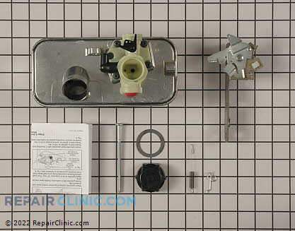 Carburetor, Briggs & Stratton Genuine OEM  495912