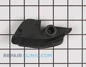Handle-clutch lock r - Part # 1822531 Mfg Part # 631-04134B