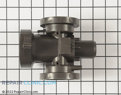 Pump Housing 3108ER1001B Main Product View