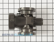 Pump Housing - Part # 1267021 Mfg Part # 3108ER1001B
