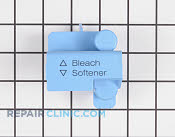 Rinse Aid Dispenser Cap - Part # 2072558 Mfg Part # DC67-00121B