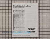 Installation Instructions - Part # 941600 Mfg Part # 154435201