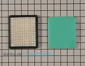 Air filter combo - Part # 1655191 Mfg Part # 102-713