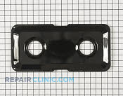 Burner Drip Pan - Part # 258066 Mfg Part # WB32K10