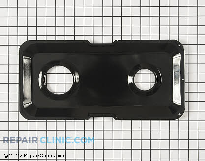 Burner Drip Pan (OEM)  WB32K9, 258123
