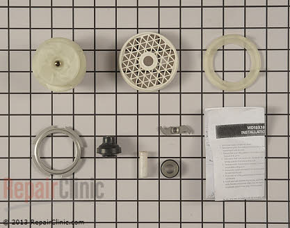 Impeller and Seal Kit (OEM)  WD19X10032 - $21.45