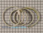 Power Cord - Part # 888832 Mfg Part # 11114501