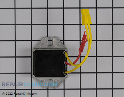 Voltage Regulator, Briggs & Stratton Genuine OEM  845907