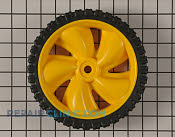 Wheel - Part # 1620605 Mfg Part # 734-04087