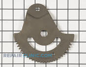 Gear segment - Part # 1826233 Mfg Part # 717-0943C