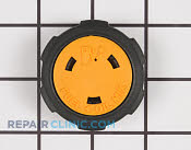 Fuel tank cap - Part # 2151929 Mfg Part # 180000