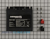 Battery - Part # 1955453 Mfg Part # 750400001