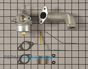 Carburetor - Part # 1727764 Mfg Part # 631660A