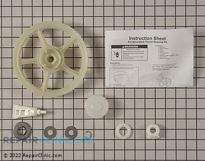 Drive Pulley 12002213 Main Product View