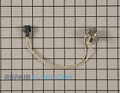 Receptacle - Part # 1262539 Mfg Part # WB08T10040
